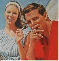 Roken als moment van geluk